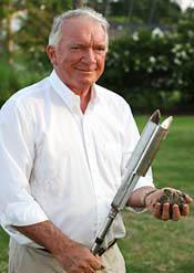 Soil Scientist Bill Meagher